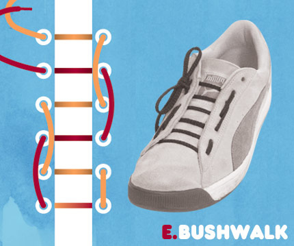 スニーカーで役に立つ靴紐のかわいい結び方10選!今流行なのは