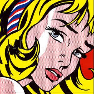 ロイリキテンスタインの画風いただきアメリカンポップな有名